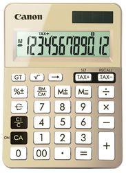 CANON Tischrechner LS-123K Gold