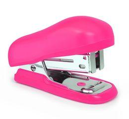 Rapesco 1412 Bug Mini-Heftgerät - 12 Blatt - Hot Pink