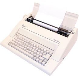 TRIUMPH-ADLER TWEN 180PLUS Schreibmaschine Deutsche Schweiz