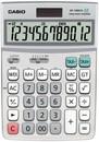 CASIO DF-120ECO grosser 12-stelliger Tischrechner