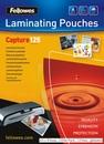 FELLOWES Laminierfolien 65 mm x 95 mm 100er Pack, 125 mic