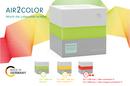 RENZ AIR2COLOR  Luftqualitäts-Ampel / Ampelsystem