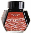 WATERMAN S0110730 Tintenflacon 50ml (rot)