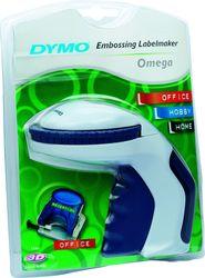 DYMO S0717930 Omega Prägegerät / Etikettiergerät für Zuhause