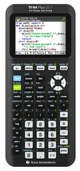 TI-84 Plus CE-T Python Edition, Grafikrechner I/E Blister