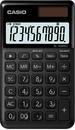 CASIO SL-1000SC-BK Taschenrechner Schwarz