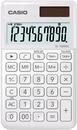 CASIO SL-1000SC-WE Taschenrechner Weiss