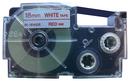 CASIO XR-18WER1 18mm weiss auf rot, 8 Meter