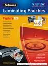 FELLOWES Laminierfolien 75 x 105 mm 100er Pack, 125 mic