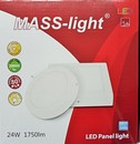 MASS-Light 24W LED Panel rund Aufputz (1750LM, 4000K)