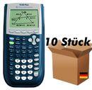 TI-84+ Grafikrechner Lehrerpaket Deutsch 10er Pack