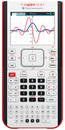 TI-NspireCX II-T Grafikrechner DEU / ITA / ENG