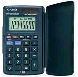 CASIO HS8ER Taschenrechner