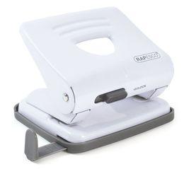 Rapesco 1399 825 (2-fach) Metalllocher - 25 Blatt - Weiss