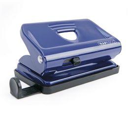 Rapesco PF810ML1 810 (2-fach) Metalllocher - 12 Blatt - Blau