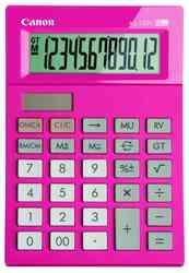 CANON AS120V Tischrechner pink