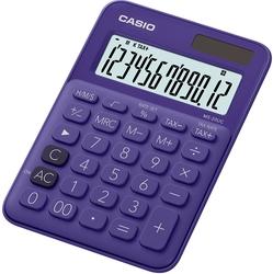 CASIO MS-20UC-PL Tischrechner Violett