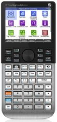 HP Prime v2 Graphing Calculator CAS Color Touch