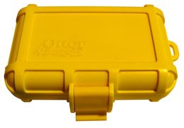 OtterBox 1000, yellow, Innen cm 10.00 x 6.03 x 2.54